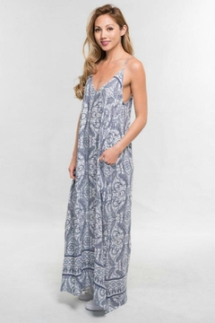 Love Stitch Hidden Pocket Maxi - Product List Image