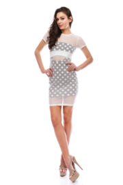 virgin only Hidden Polka Dots - Front cropped