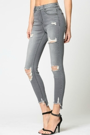 Hidden Jeans Amelia Destructed Skinny - Front full body