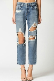 Hidden Jeans Bailey Destructed Boyfriend - Product Mini Image
