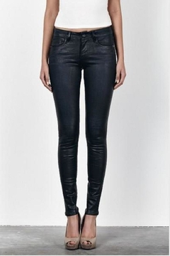 Shoptiques Product: Charcoal Skinny Jeans