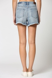 Hidden Jeans Classic Vintage Mom Shorts - Side cropped