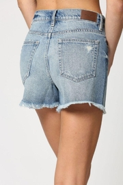 Hidden Jeans Classic Vintage Mom Shorts - Other
