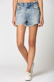 Hidden Jeans Classic Vintage Mom Shorts - Product Mini Image