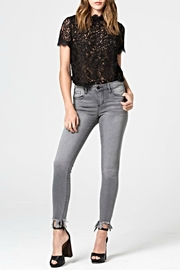 Hidden Jeans Frayed Cropped Skinny - Product Mini Image