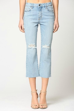 Hidden Jeans Happi Cropped Flare - Product List Image