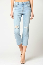 Hidden Jeans Happi Cropped Flare - Front full body