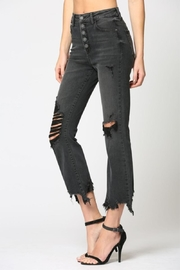Hidden Jeans Happi Cropped Flare - Side cropped