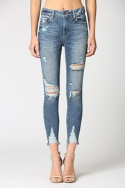 Hidden Jeans High Rise Skinny Jean - Product Mini Image