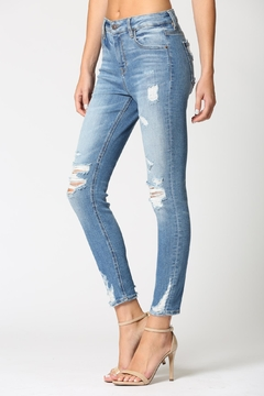 Hidden Jeans High Rise Skinny Jean - Product List Image