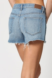 Hidden Jeans Kenzie Mid-Rise Shorts - Other