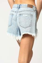 Hidden Jeans Sofie Mom Shorts - Other