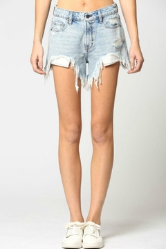Hidden Jeans Sofie Mom Shorts - Product List Image