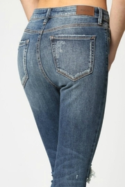 Hidden Jeans Taylor Distressed Skinny - Other