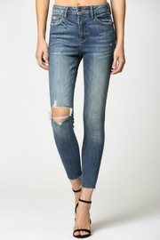 Hidden Jeans Taylor Distressed Skinny - Front full body
