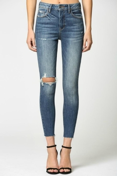 Hidden Jeans Taylor Distressed Skinny - Product List Image