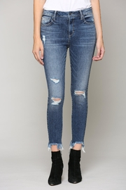 Hidden Jeans Taylor High-Rise Skinny - Front cropped