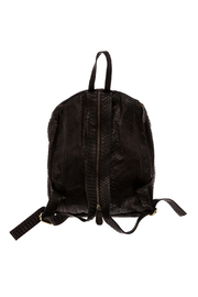 Hide and Horse Cry Baby Backpack - Back cropped