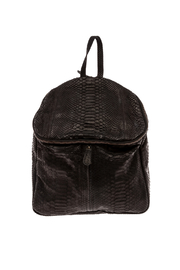 Hide and Horse Cry Baby Backpack - Front cropped