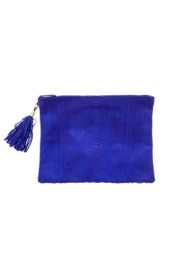 Hide and Horse Globetrotter Clutch - Product List Image