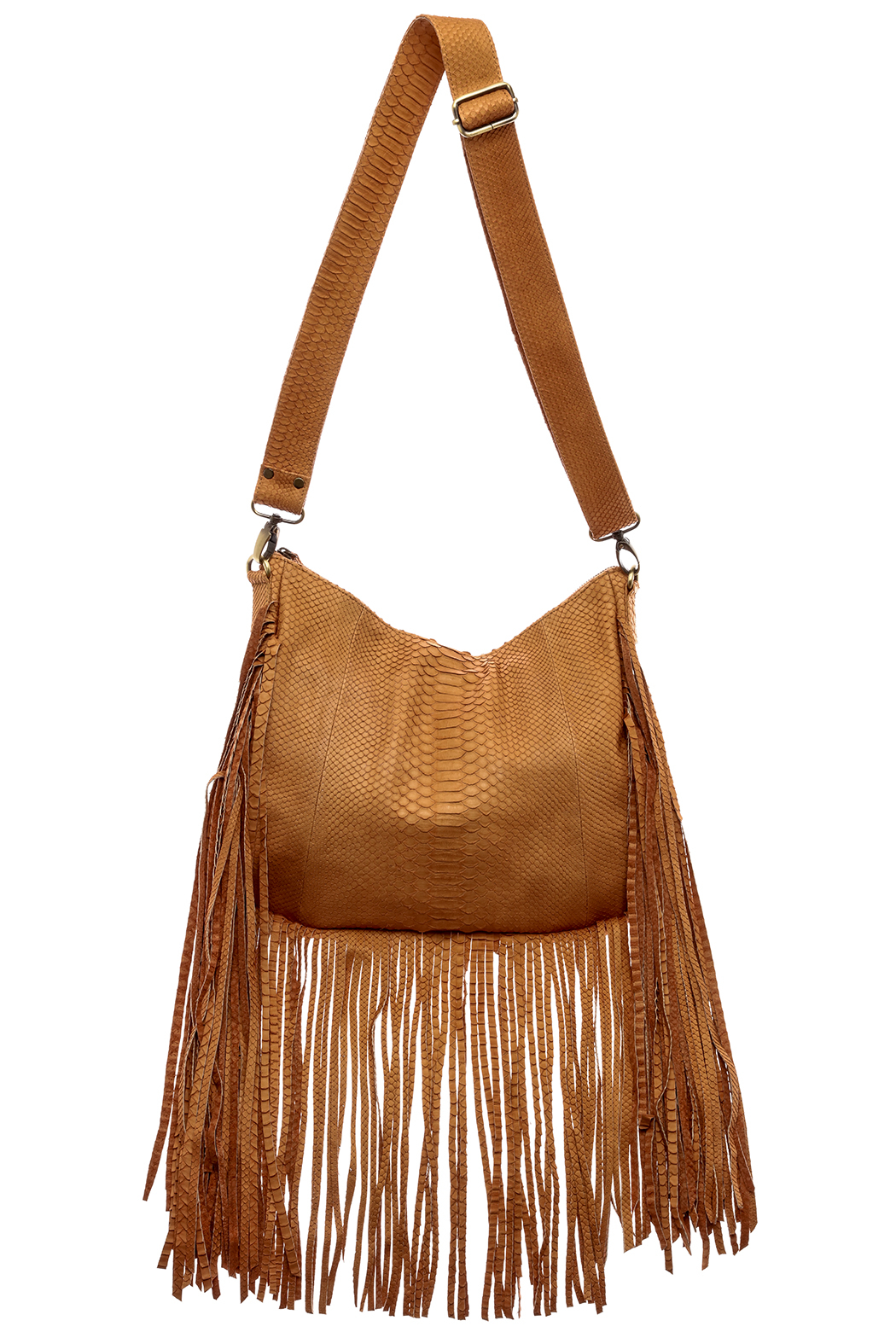 Hide and Horse Gypsy Cross Body Bag - Main Image