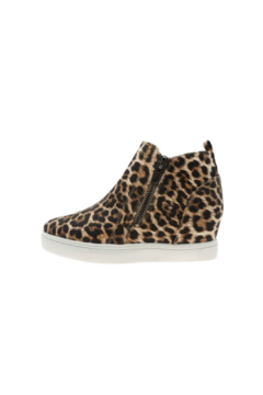 Pierre Dumas Hide Wedge Sneaker - Alternate List Image
