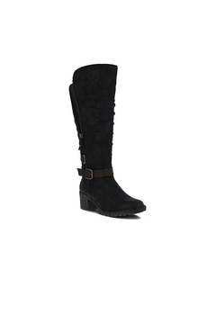 Spring Footwear High Expandable Boot - Alternate List Image