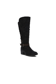 Spring Footwear High Expandable Boot - Front cropped
