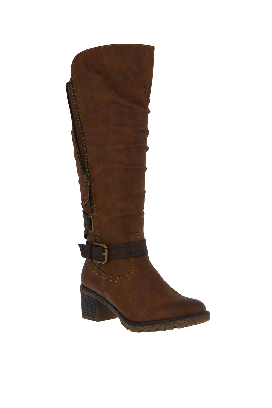 Spring Footwear High Expandable Boot - Main Image