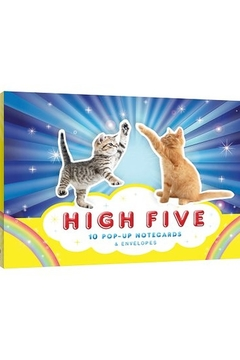 Chronicle Books High Five Pop Up Cards - Alternate List Image