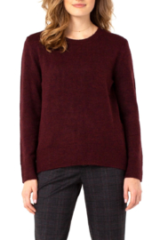 Liverpool  High low crew neck sweater - Product Mini Image