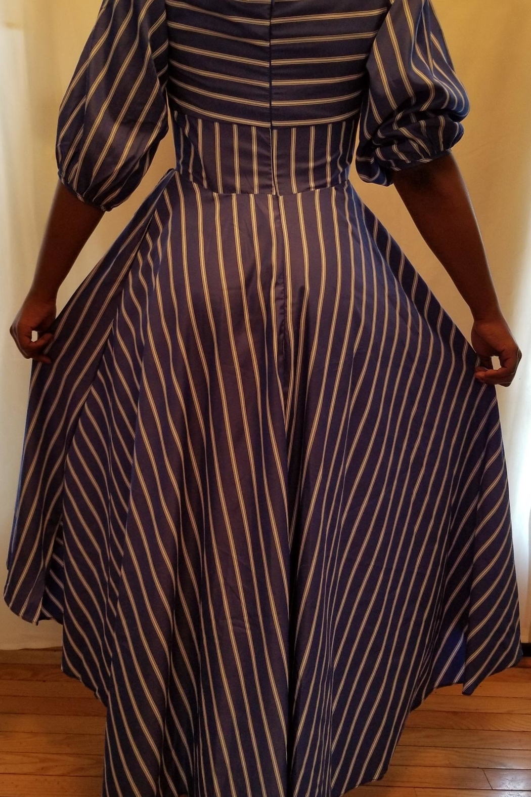 style High-Low Dress - Front Full Image