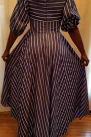 style High-Low Dress - Front full body