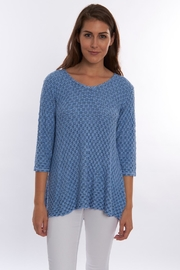 Color Me Cotton High-Low Jersy Tunic - Product Mini Image