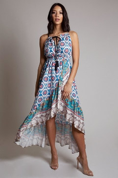 00ce8f085a3 ... L atiste High-Low Printed Maxi - Product List Image