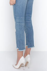 Parker Smith  HIGH-LOW STRAIGHT JEAN - Other