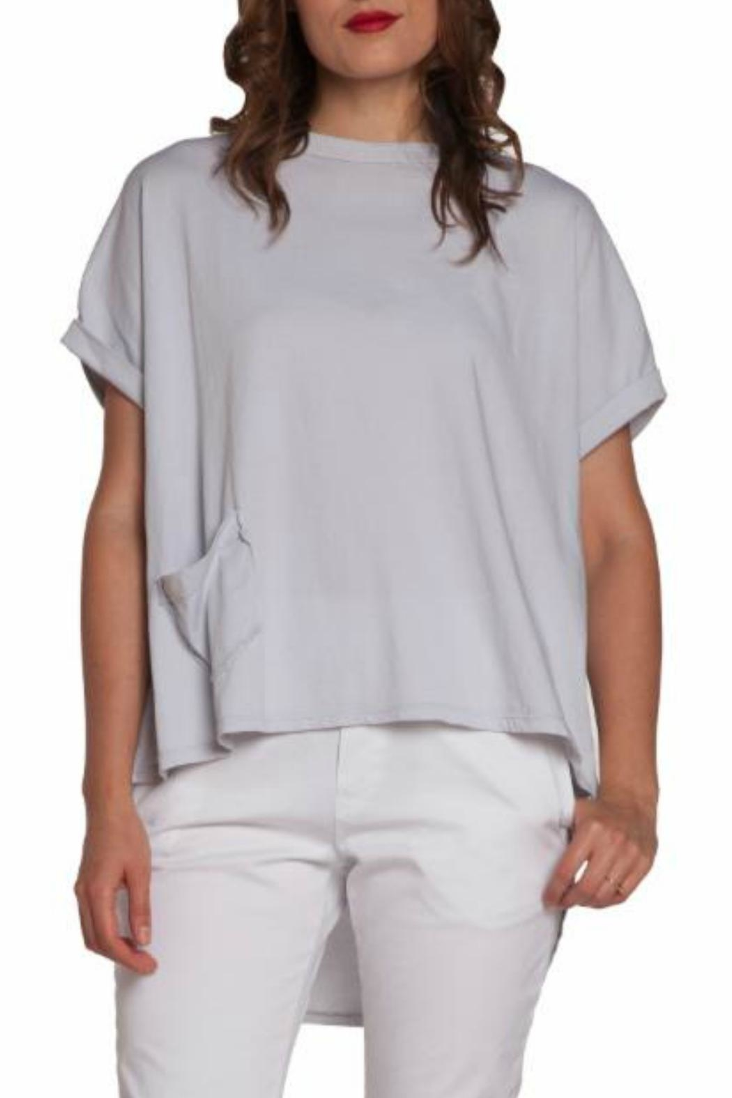 Baci High Low Tee - Main Image