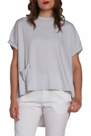 Baci High Low Tee - Front cropped