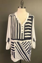 Michael Tyler Collections High Low Tunic - Product Mini Image