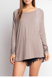 Mittoshop High low tunic top - Product Mini Image