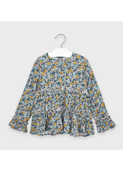 Mayoral High Meadow Tiered Tunic - Front cropped