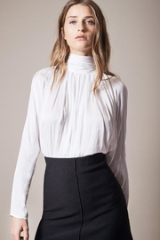 Smythe High Neck Blouse - Product Mini Image