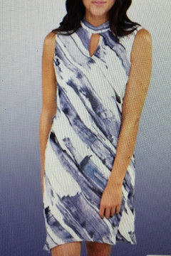 Michael Tyler Collections High Neck Dress - Product List Image