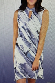 Michael Tyler Collections High Neck Dress - Product Mini Image