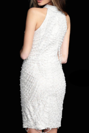 Jovani High Neck Embellished Dress - Product Mini Image
