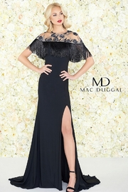 CREATIVE IMPORTS/ MAC DUGGAL HIGH NECK GOWN - Product Mini Image