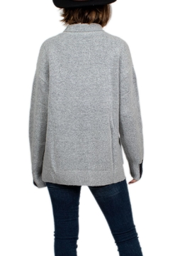 Native Youth High Neck Sweater - Alternate List Image
