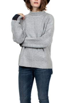 Native Youth High Neck Sweater - Product List Image