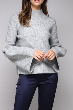 Shoptiques Product: High Neck Sweater