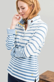 Joules High Neck Sweatshirt - Product Mini Image